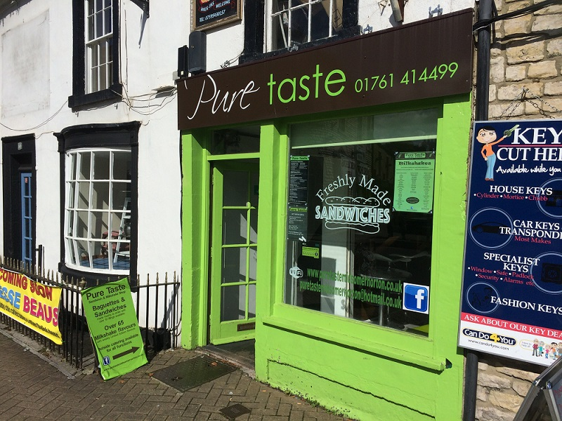 Pure Taste Midsomer Norton